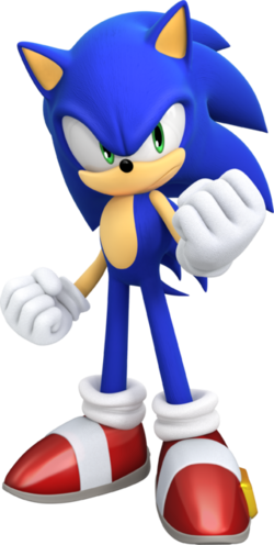 Artwork Sonic - Sonic Forces.png